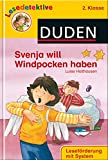 Svenja will Windpocken haben (2. Klasse)