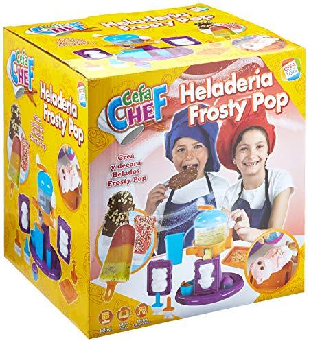 Cefa Toys- Chef Heladería Frosty Pop (21793) , color/modelo surtido