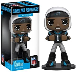 Funko Wobbler: NFL - Cam Newton Action Figure