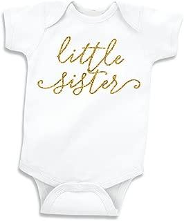 little sister onesie newborn