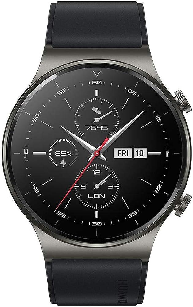 Huawei gt 2 pro smartwatch, touchscreen 1.39 pollici amoled hd gps e glonass Vidar-B19S