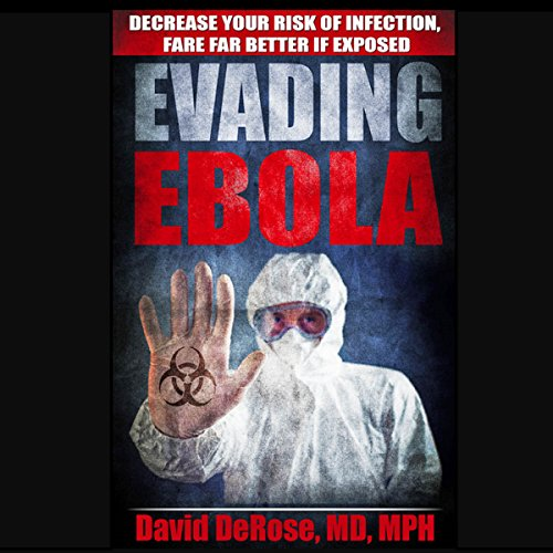 Evading Ebola audiobook cover art