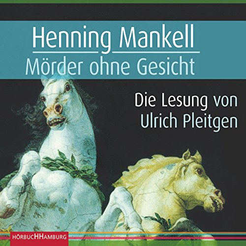 Mörder ohne Gesicht Audiobook By Henning Mankell cover art