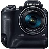 Samsung WB2200F 16.4 Megapixel Compact Camera - Black - 3' LCD - 60x Optical Zoom - Optical (is) - 4608 x 3456 Image - 1920 x 1080 Video - HDMI - HD Movie Mode