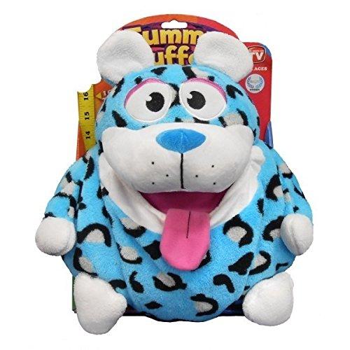 Tummy Stuffer Wild Ones Blue Leopard