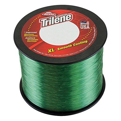 Berkley Trilene XL 8lb 3000yd Low-Vis Green