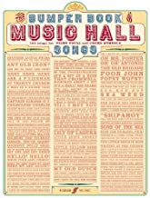 Bumper Book of Music Hall Songs: (Piano, Vocal, Guitar) (Pvg)