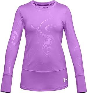 Under Armour Girls' ColdGear Novelty Long Sleeve T-Shirt