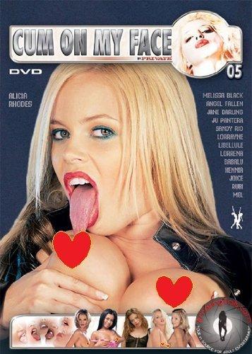 Cum On My Face #005 - DVD