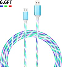 : light up android charger cable