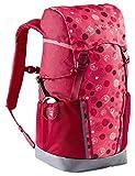VAUDE 15477 Kinder Puck 14 Rucksäcke10-14L, Bright pink/Cranberry,Einheitsgröße