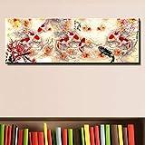 HNZKly Wand Bilder Bild Hd Kunstdruckt Chinesische