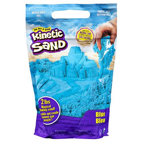 Bizak- Kinetic Sand Bolsa, 907 gramos, colores aleatorios, surtido (61921453)