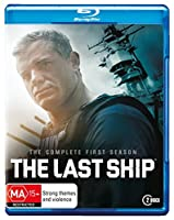 The Last Ship Season 1 Blu-ray