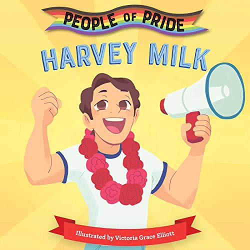 Harvey Milk (People of Pride)