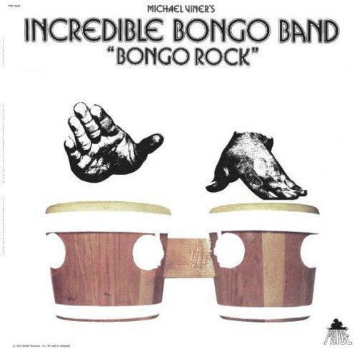incredible bongo band bongo rock