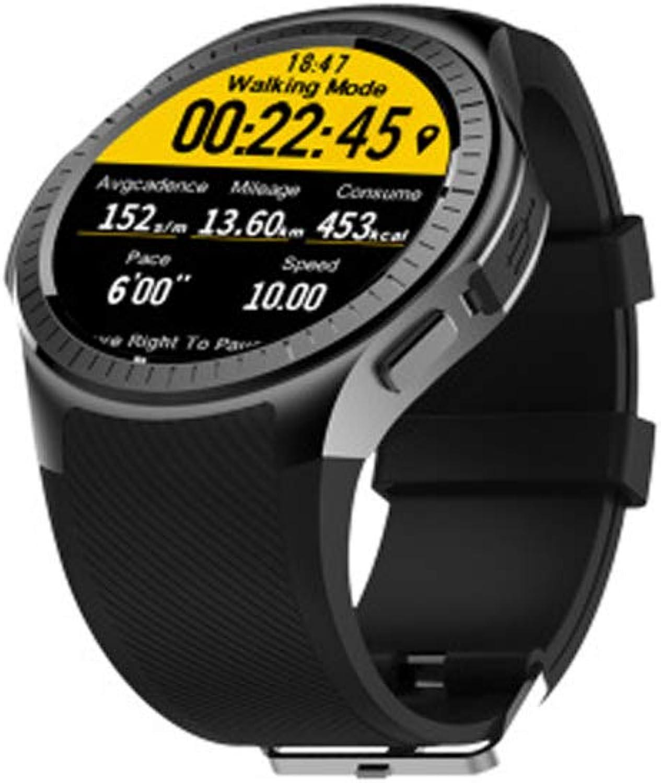 LXFMD Smart Watch Herzfrequenz Schrittzhler Telefon Uhr Auenhandel grenzüberschreitende Explosionskarte Uhr