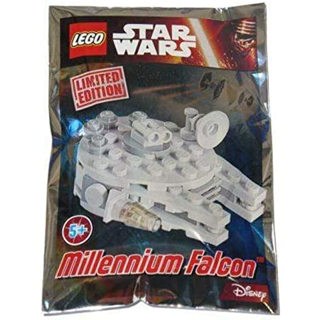 Lego Star Wars Millennium Falcon Limited Edition 911607 Polybag Blue Ocean Spielzeug