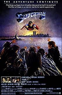Best superman 2 movie poster Reviews