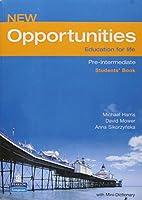 Opportunities Global Pre-Intermediate Students' Book NE