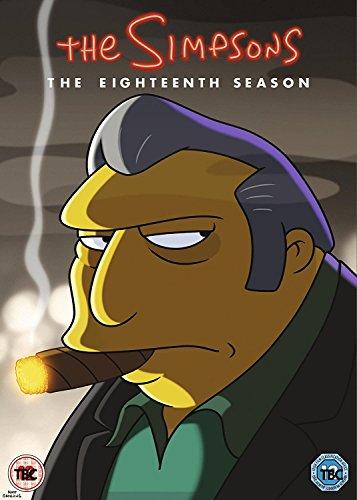 20th Century Fox - The Simpsons Season 18 DVD (1 DVD)