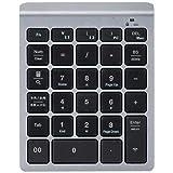 ミヨシ MCO Bluetooth接続 ワイヤレステンキー Windows/Mac両対応 マルチペアリング機能付 TENBT01/MG