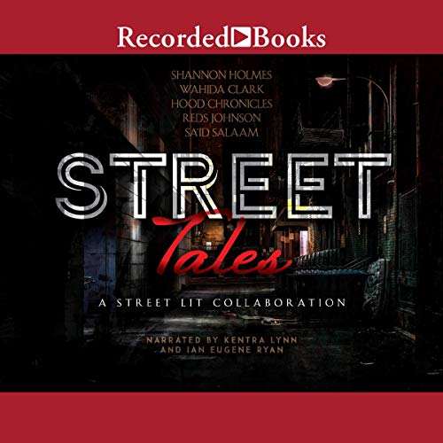 Street Tales: A Street Lit Anthology  By  cover art