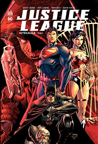 Justice League Intégrale