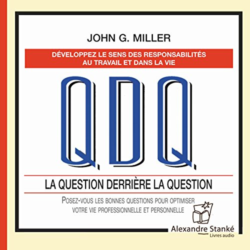 La question derrière la question  audiobook cover art