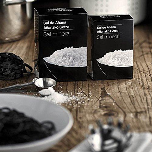 Sal Mineral de Manantial, 250 gr. SAL DE AÑANA