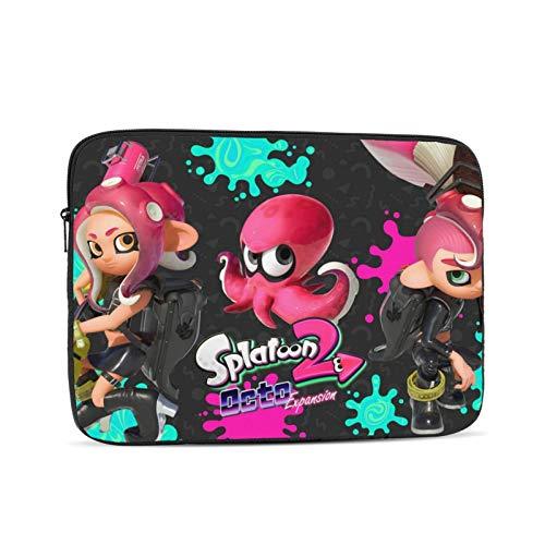 KKbagsor in-Kling Octopus Spla-Toon Laptop Case Slim Protective Laptop Sleeve Soft Portable Computer Shock Resistant Bag 15 Inch
