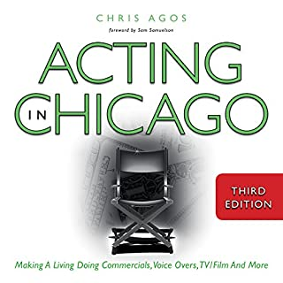 Acting in Chicago, Third Edition audiobook cover art