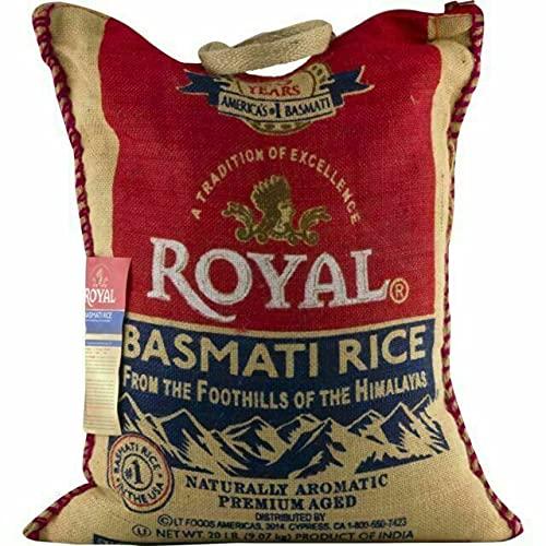 Basmati Rice Max 82% OFF Great interest lbs 20