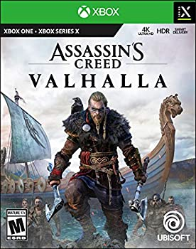 Assassin's Creed Valhalla Xbox Series for X|S Xbox One or PS4
