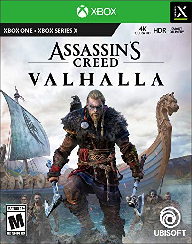[Xbox Series, Xbox One] Assassin's Creed Valhalla (Digital Code) - $47.99 at Amazon