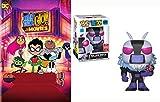 SLADEEEEEEEEEEEEA! Da-da-ra-da-da! Movie & Funko POP! Killer Moth (2018 Summer Convention Exclusive) #647 + Teen Titans Go The Movie DVD/Figure Bundle