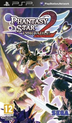 Phantasy Star Portable 2 (PSP) [Edizione: Regno Unito]