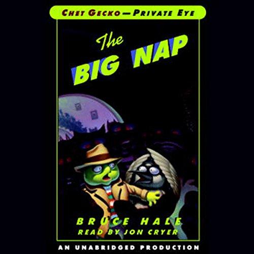Couverture de The Big Nap
