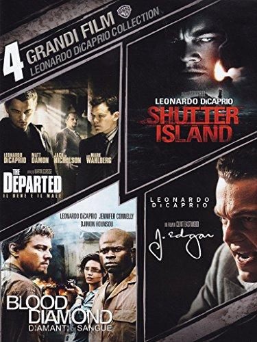 Leonardo Di Caprio (Box 4 Dvd)