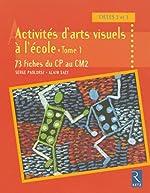 Activités d'arts visuels à l'école - Tome 1 de Serge Paolorsi