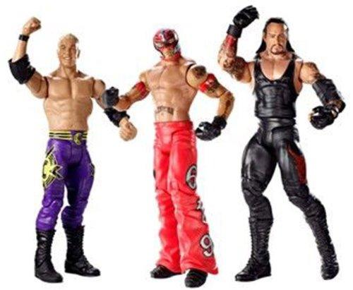 WWE WrestleMania Heritage Series 7 inch Action Figure - Undertaker
