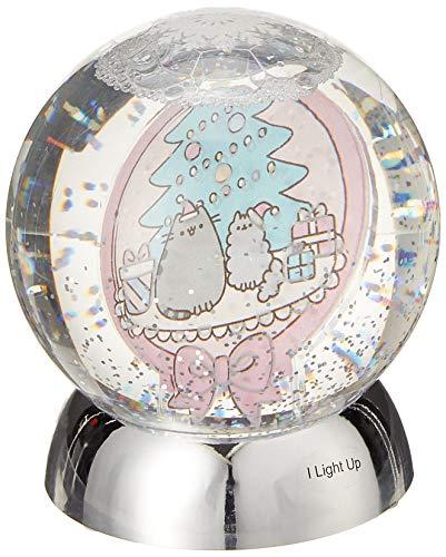 GUND Pusheen Waterdazzler Globe, Multi-Colour, 11.5 x 10 x 10 cm