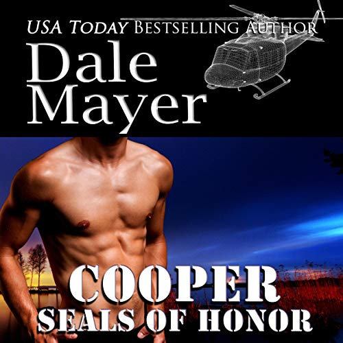 Cooper audiobook cover art