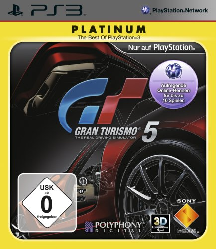Sony Gran Turismo 5 - Juego