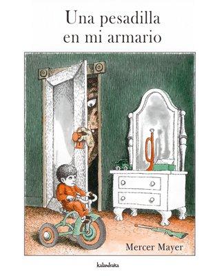 Una pesadilla en mi armario (libros para soñar)