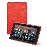 Amazon - Étui pour Fire HD 8 (tablette 8 pouces, 7ème et 8ème générations, 2017 et 2018), Rouge