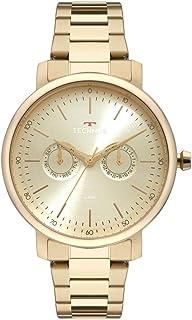 2057c82c7c3 Relógio Technos Masculino Executive Dourado 6P25BT4D