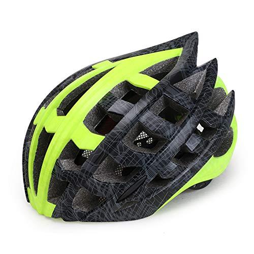 GHL Casco De Ciclismo Ultraligero Carrera De Carretera Hombre/Mujer MTB Transpirable Bicicleta...