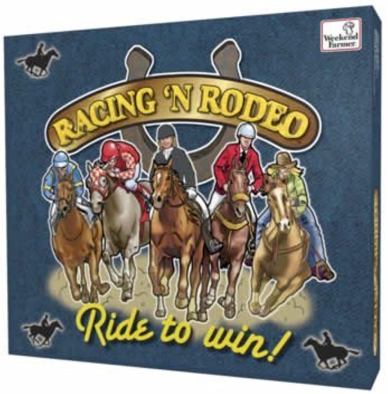 Racing 'N Rodeo by The Weekend Farmer