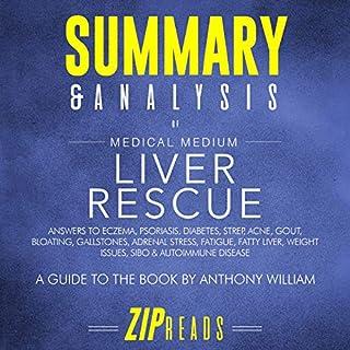 Summary & Analysis of Medical Medium Liver Rescue cover art